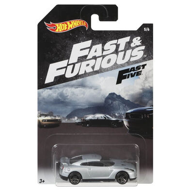 Hot Wheels Fast & Furious 8 - Assorted