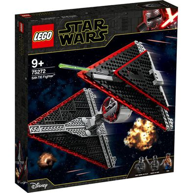 LEGO Star Wars Episode IX Sith TIE Fighter 75272