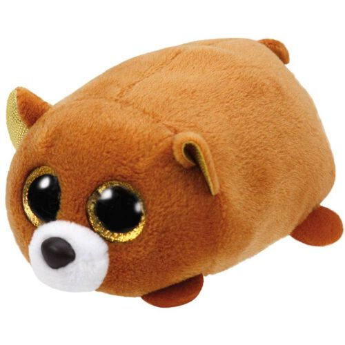 Ty Teeny 4 Inch Windsor The Brown Bear