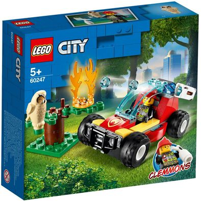 LEGO City Forest Fire 60247