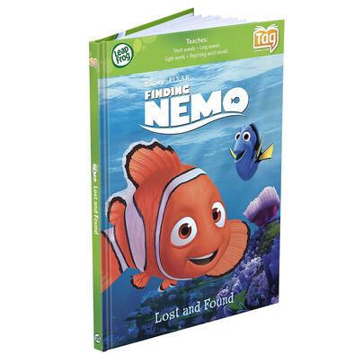 LeapFrog Tag Disney Pixar Finding Nemo