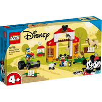 LEGO Mickey And Friends Mickey Mouse & Donald Duck's Farm 10775