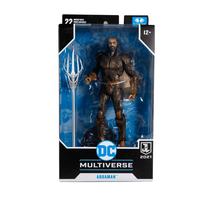 DC Multiverse Justice League Movie 7 Inch Figure Aquaman