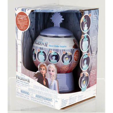Disney Frozen 2 Snow Globe Surprise