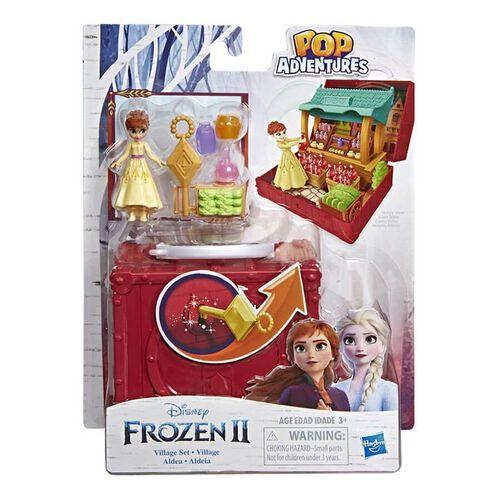 Disney Frozen 2 Pop Adventures Scene Set - Assorted