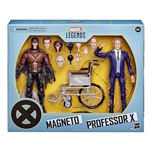 Marvel Legends Series  X-Men Magneto And Professor X