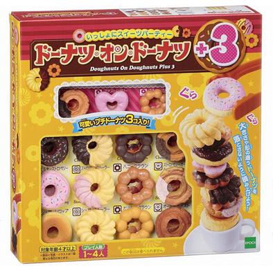 Epoch Games Doughnuts on Doughnuts