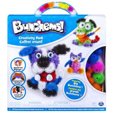 Bunchems! Creativity Pack Featuring Big Bunchems