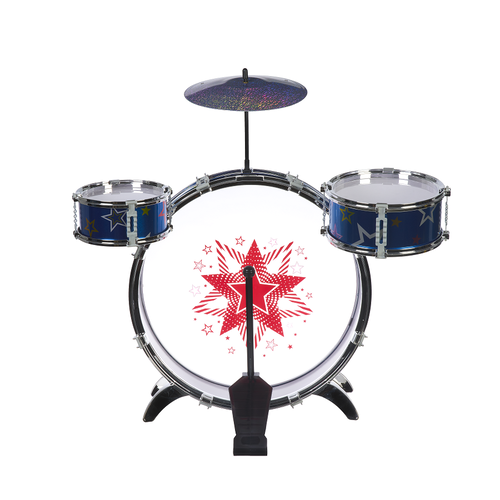 Play Big Cool Star Drum Kit