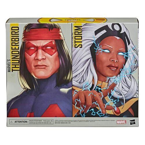 Marvel Legends Series  X-Men Storm and Thunderbird
