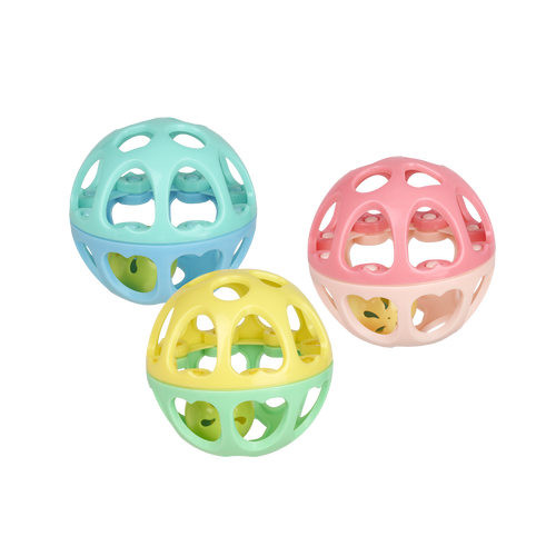 Top Tots Rattle N Roll Ball