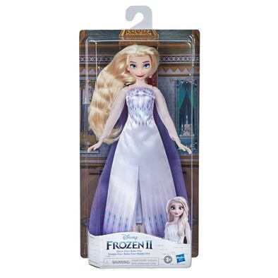 Disney Frozen 2 Snow Queen Elsa Fashion Doll