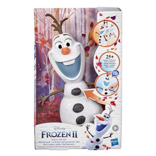 Disney Frozen 2 Walk & Talk Olaf