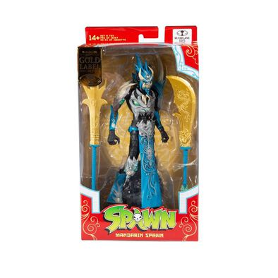 DC McFarlane Gold Label Spawn 7 Inch Mandarin Spawn
