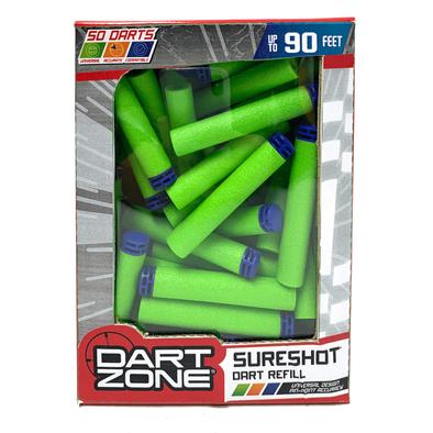 Dart Zone 50 Dart Refill Pack