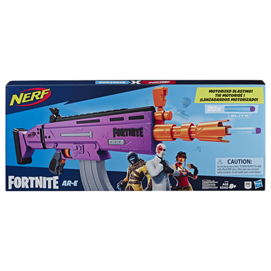 NERF Fortnite AR-E