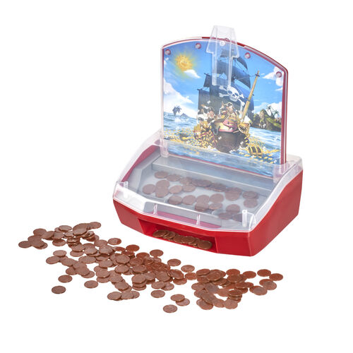 Play Pop Coin Pusher Action Game