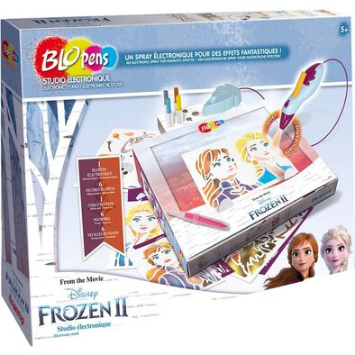 Disney Frozen 2 BLO Pens Electronic Spray Pen Set