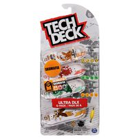 Spin Master Tech Deck 4 Pack Multipack - Assorted