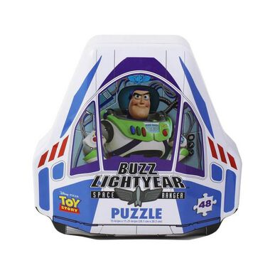 Toy Story Buzz Lightyear Space Ranger Puzzle