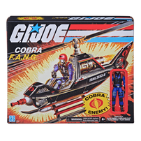 G.I. Joe Retro Collection Cobra F.A.N.G