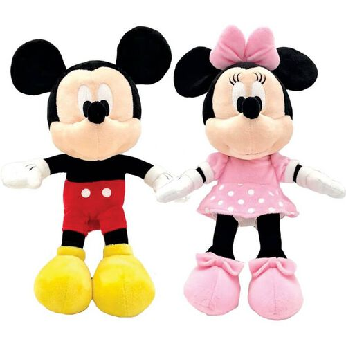 Disney 8 Inch Sitting Mickey - Assorted