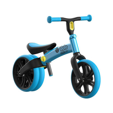 Yvolution Junior Balance Bike Blue