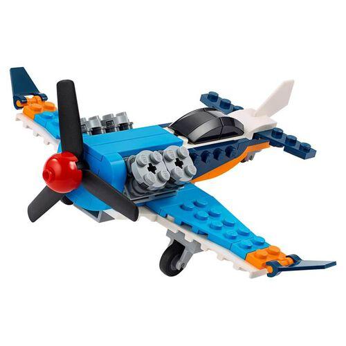 LEGO Creator Propeller Plane 31099