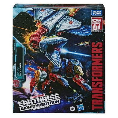 Transformers Generations War for Cybertron Earthrise Leader WFC-E24 Sky Lynx