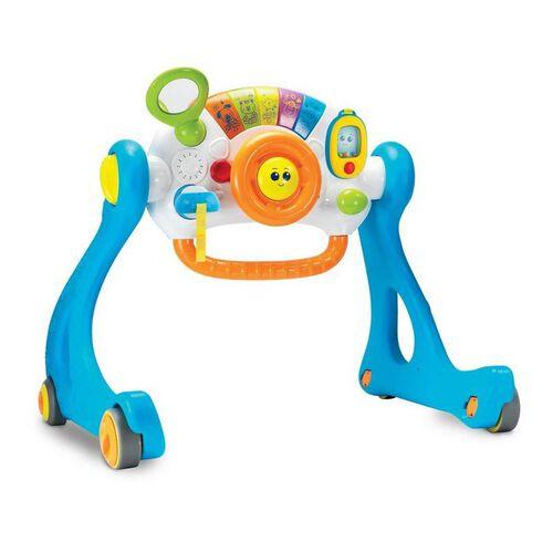 BRU 5 in 1 Drive Play Gym Walker