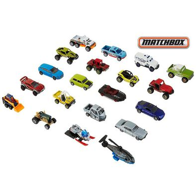 Matchbox Die-Cast Car 20-Pack