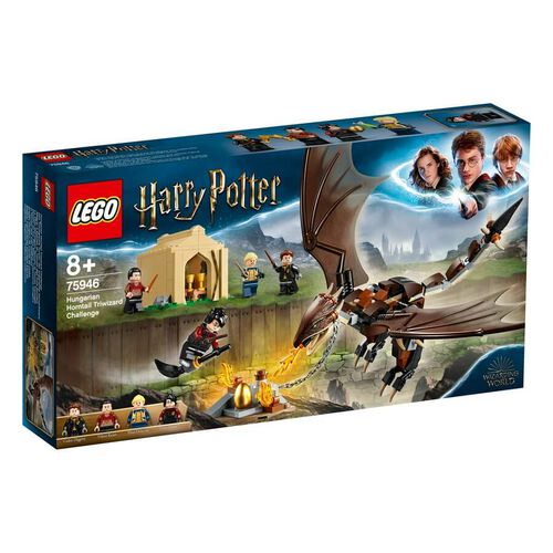 LEGO Harry Potter Hungarian Horntail Triwizard Challenge 75946