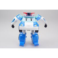 Robocar Poli 4 Inch Action Pack Space Poli