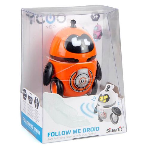 Silverlit Follow Me Droid Single Pack - Assorted