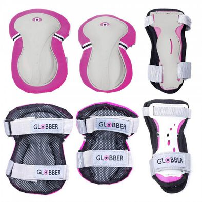 Globber Junior Protective Set XXS Pink
