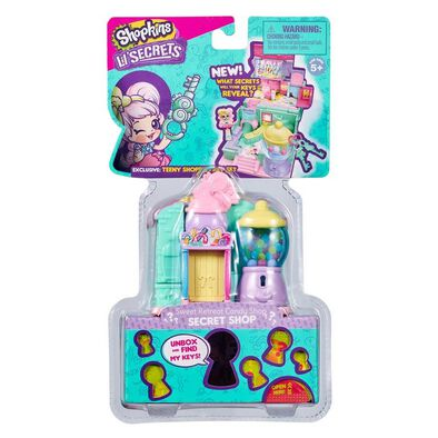 Shopkins Lil Secrets Candy Shop