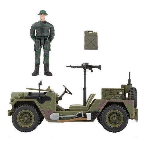 World Peacekeepers Transportation Vehicle
