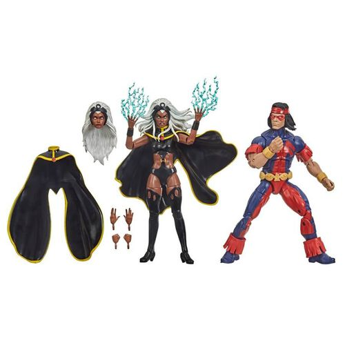 Marvel Legends Series  X-Men Storm and Thunderbird