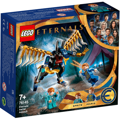 LEGO Marvel Super Heroes Eternals' Aerial Assault 76145