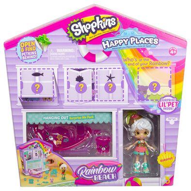 Shopkins Happy Places Surprise Pack Hanging Out