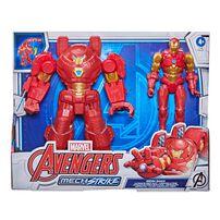 Marvel Avengers Mech Strike 8-inch Ultimate Mech Suit Figure - Assorted