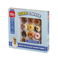 Play Pop Cookie Stacker Action Game