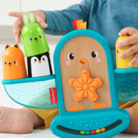 Fisher-Price Stack and Rattle Birdie