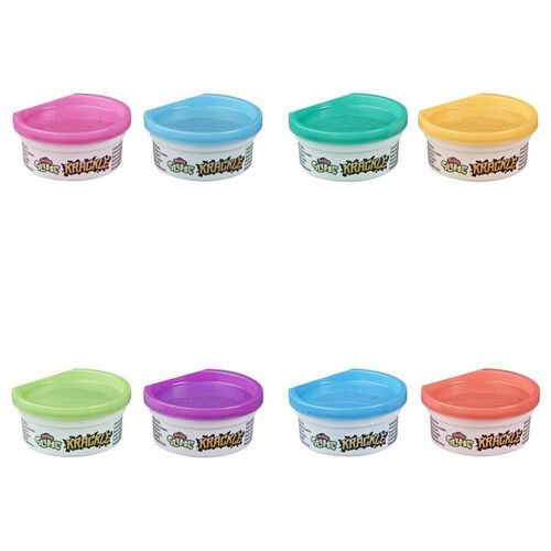 Play-Doh Krackle Slime Single Can - Assorted