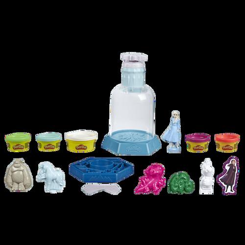Play-Doh Mysteries Disney Frozen 2 Snow Globe Playset