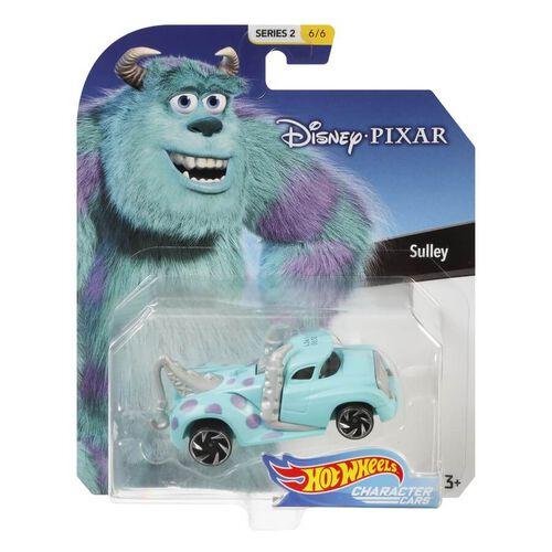 Hot Wheels Disney Character Cars - Assorted