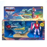 Masters Of The Universe Origins Prince Adam Sky Sled Vehicle