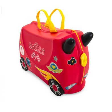 Trunki Suitcase Rocco The Race Car