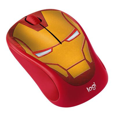 Logitech M238 Marvel Collection Iron Man Wireless Mouse