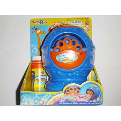 Geoffrey Party Bubble Machine